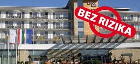 Hotel Repce Gold v Bükfürdo
