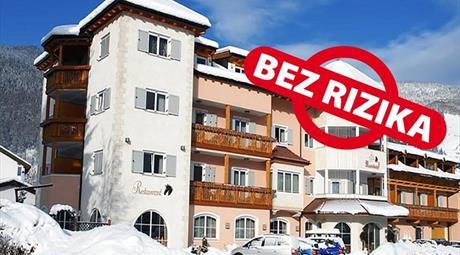 Hotel Rosskopf ve Sterzingu