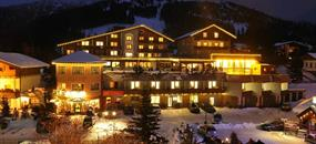 Hotel Katschberg v Katschbergu prosinec-100 m od lanovky