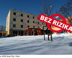Hotel Jufa Graz v Grazu ***