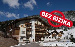 Hotel Touring v Pozza di Fassa