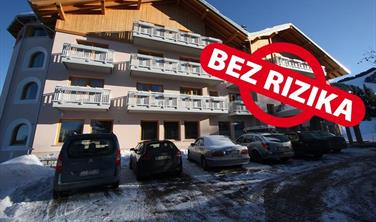 Hotel Norge v Monte Bondone