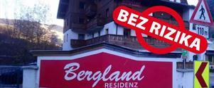 Apartmány Bergland v Hinterglemmu