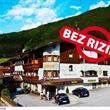 Hotel Brennerspitz v Neustiftu - Stubaital ***