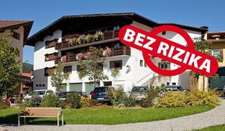 Penzion Unterbräu v Hopfgartenu - all inclusive