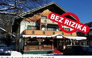 Hotel Ausserland v Bad Mittendorfu