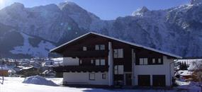 Privátní penziony v Abtenau - běžky
