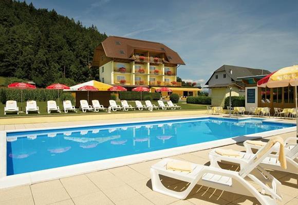 Hotel Turnersee v St.Kanzian - Turnersee ***