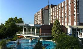 Hotel Ensana Thermal Aqua Health Spa v Hévízu