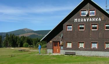Chata Moravanka