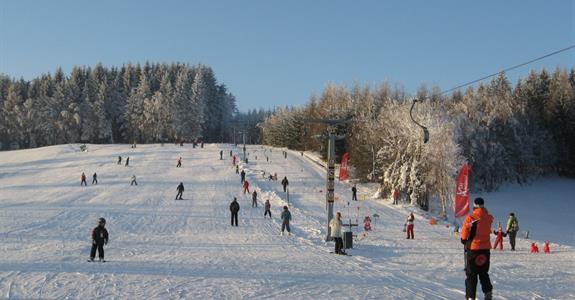 Ski Šachty - jednodenní lyžování