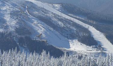 Ski Harrachov - jednodenní lyžování