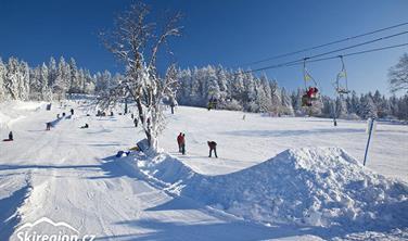 Ski Rejdice - jednodenní lyžování