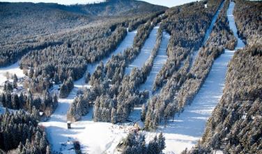 Ski Špičák Železná Ruda - jednodenní lyžování