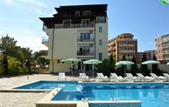 Hotelový dům Inna s bazénem