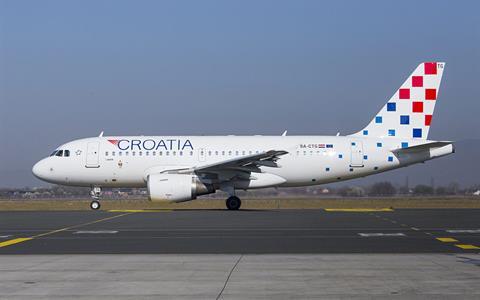 Letenka Praha-Split-Praha