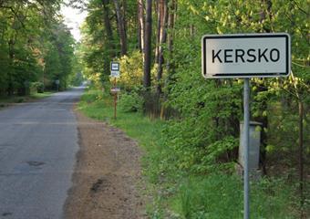 NYMBURK - KERSKO - HRABALOVA STEZKA