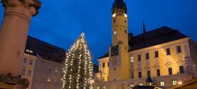 Vánoční Bautzen a Königstein