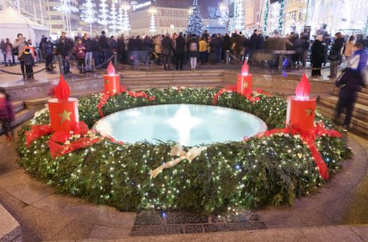 Vánoční Záhřeb
