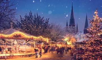 Vánoční Steyr a Linz