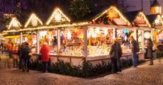 Vánoční Frankfurt nad Mohanem