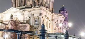 Berlín - Festival světel