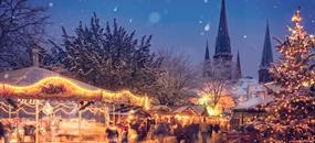 Vánoční Bautzen a Görlitz