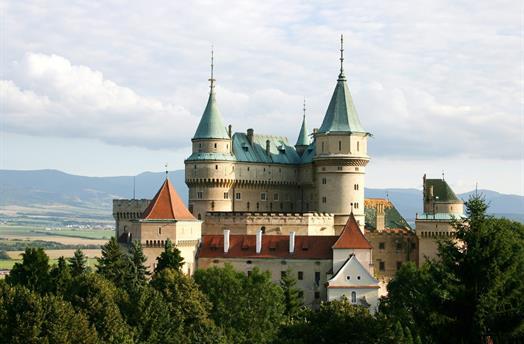 Putování po Slovensku ****