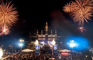 Нова Година 2020 във Виена