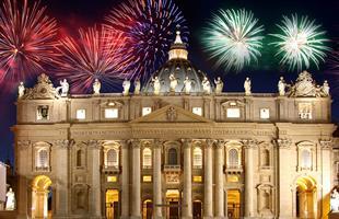 Нова Година 2020 в Рим
