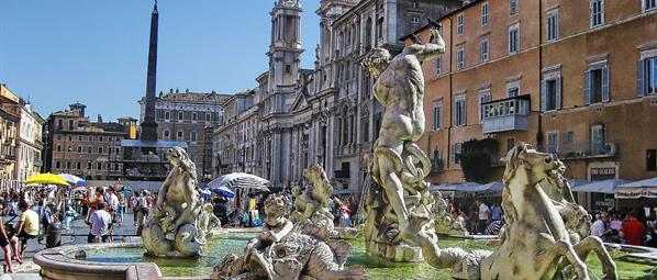 Майски празници в Рим - Вечният град