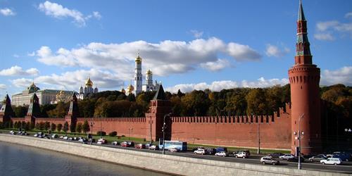 Величието на Русия - Санкт Петербург и Москва
