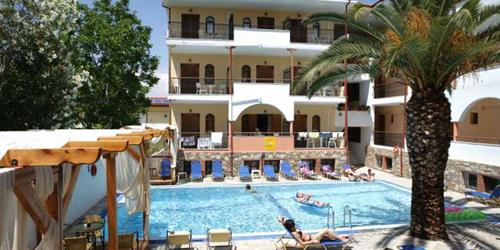 Почивка в Гърция в Calypso Hotel