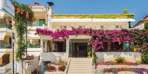 Почивка в Гърция в хотел Loutra Beach