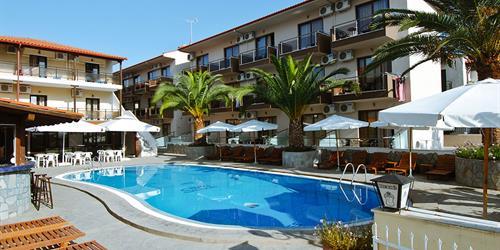 Почивка в Гърция в хотел Simeon