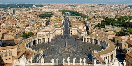 Уикенди в Рим