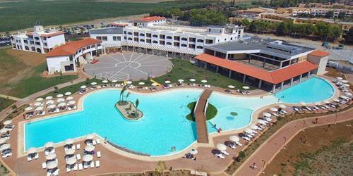 Почивка в Италия в хотел Danaide Resort Superior
