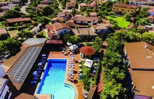 Почивка в Сардиния в The Uappala Hotel Club Le Rose