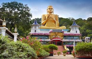 Нова Година 2020 в Шри Ланка