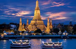 Нова Година 2020 в Тайланд