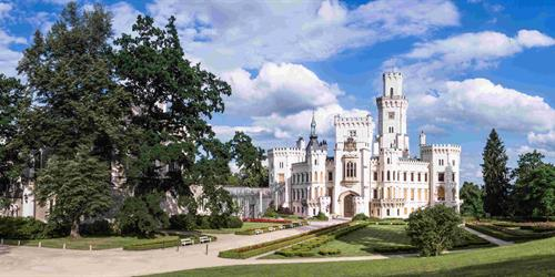 За ценителите на приказните замъци