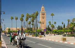 Пътеките на Андалусия и Магреба с кацане в Маракеш