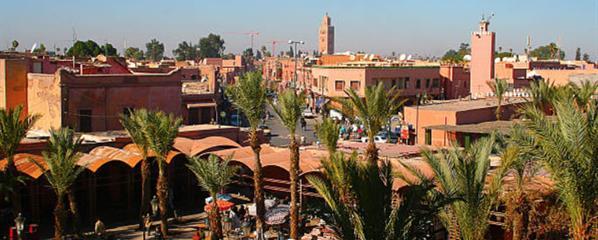 Съкровищата на Португалия Испания и Мароко
