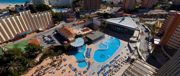 Почивка в Испания в Gran Hotel Bali