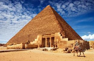 Мини почивка в Хургада, круиз по Нил и пирамидите