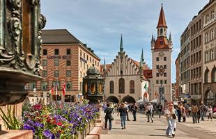 Екскурзия до Германия - Баварски Замъци
