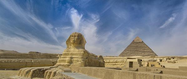 Египет от А до Я - Круиз по Нил + Кайро + Хургада