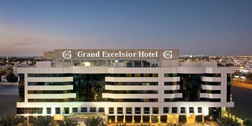 Почивка в Дубай в Grand Excelsior Hotel Deira