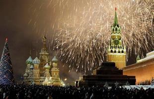 Нова Година 2020 в Санкт Петербург и Москва