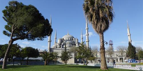 Великден в Истанбул